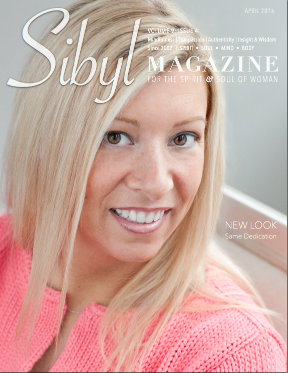 Dr. Melissa Samartano: On The Cover of Sibyl Magazine April 2016
