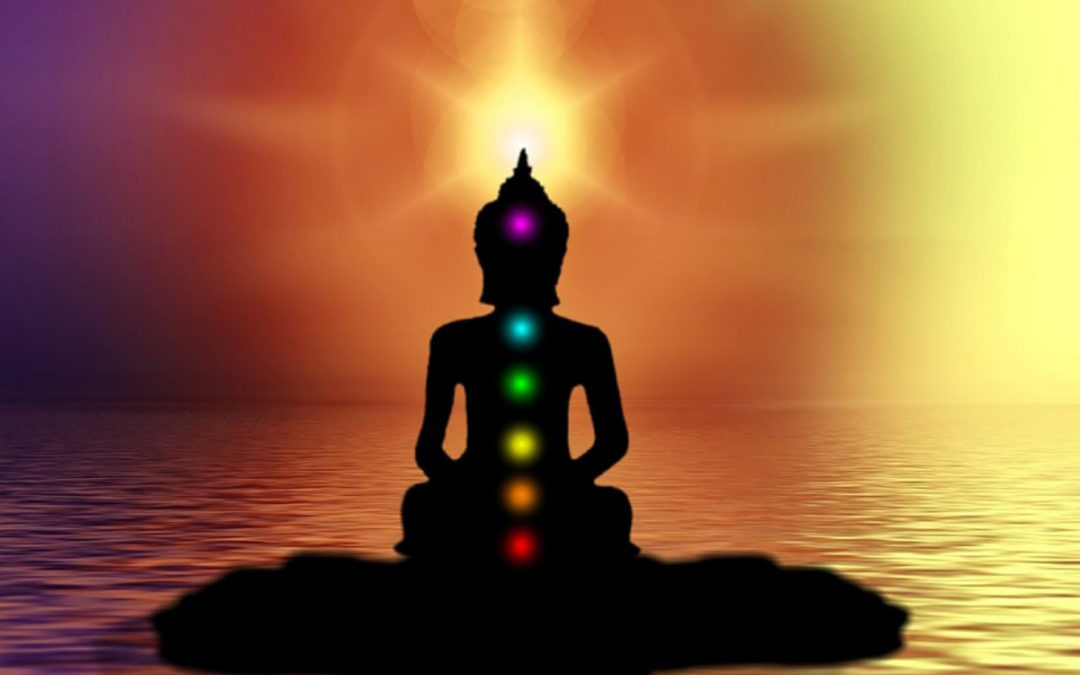 Seven Chakras: Creativity, Evolution, Enlightenment