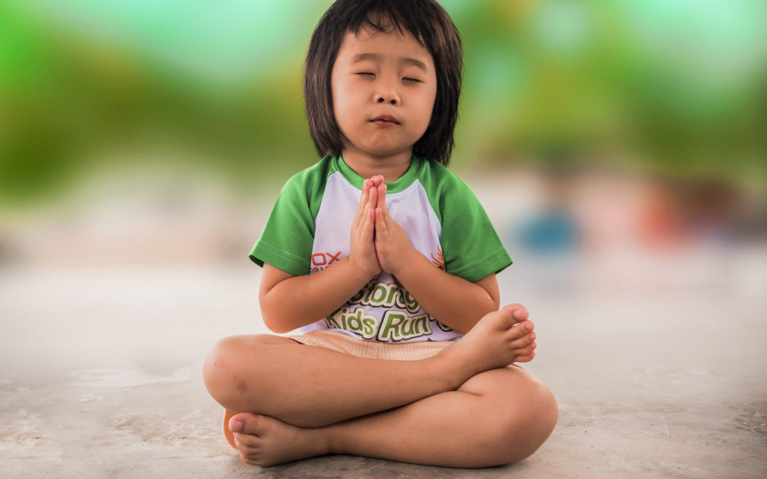 Mindfulness and Yoga practices for Children and Adolescents